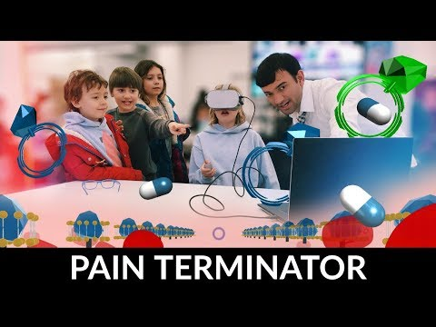 Pain Terminator | Virtual Reality Game | Learn and Share