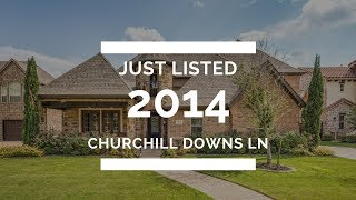 JUST LISTED in Gated Community of Trophy Club