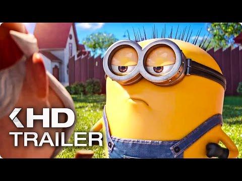 Trailer do filme Minions