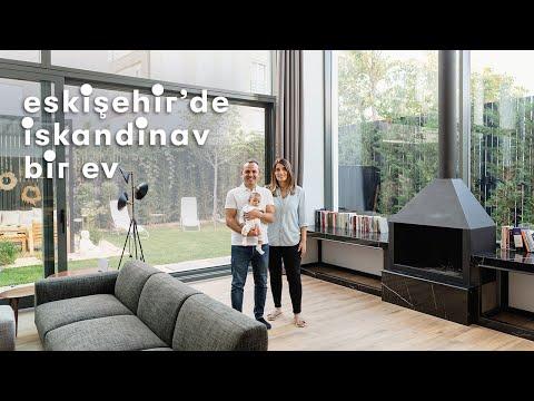 Eskişehir'de İskandinav Bir