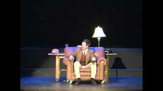 THE 39 STEPS - Richard Hannay