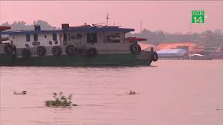 VTC14 | Ngưng cấp mới giấy phép khai thác cát trên sông Đồng Nai
