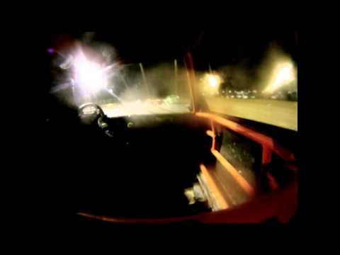 Delaware international speedway 10-5-13 Ryan Riddle GoPro