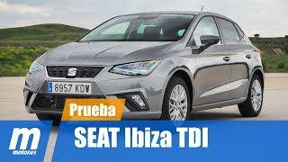 SEAT Ibiza 1.6 TDI 95 CV / Testdrive & review en Español HD thumbnail