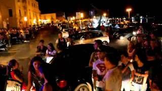 REALITY VIP vida loca molfetta parte prima fuori al locale Manila Gorio Management  6/8/2011