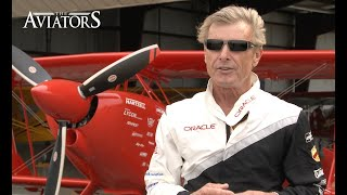 Sean D. Tucker talks about his love for flying