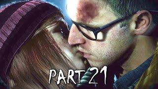 Until Dawn Walkthrough Gameplay Part 21 - Rescue (PS4)