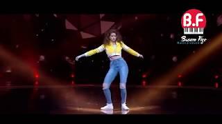 بنت بترقص رقص بنات على مهرجان الو اشغلو - باسم فيجو 2018