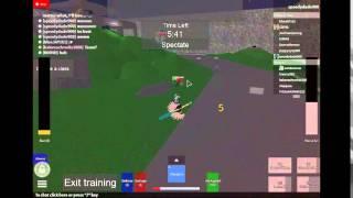 ROBLOX Strife!: Goofy Guardian Dash