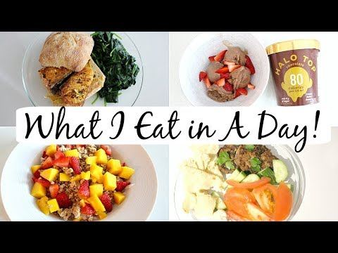 What I Eat in a Day to Lose Weight  Meal Prep  realistic? healthy?