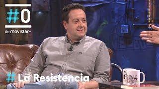 LA-RESISTENCIA-Entrevista-a-Antoni-Daimiel-LaResistencia-09-05-2018