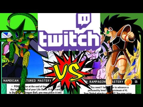 Victory Stripped Away! Rampaging Raditz vs Restored Cell Twitch Stream 6