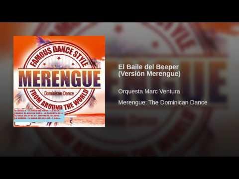 El Baile Del Beeper (Versión Merengue)