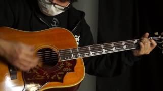 Gibson HUMMINGBIRD (1966)