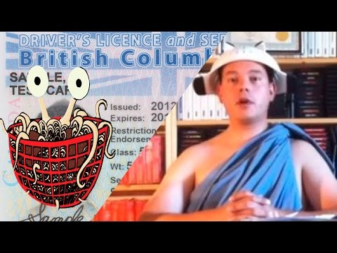 Pastafarian Denied Driver's License For Wearing Holy Colander