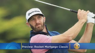 Rocket Mortgage Classic: PGA Tour Comes To Detroit Golf Club