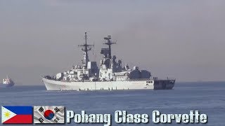 Philippines Will Remodel Pohang Class Corvette Ship System That Will Come From SoKor