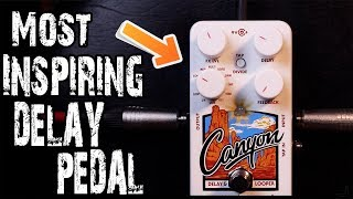 Canyon Delay & Looper | Electro-Harmonix | Pedal Review