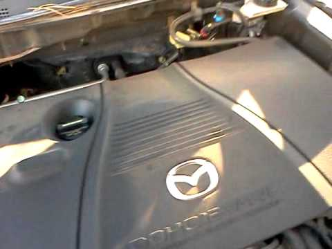 2004 mazda 3 making engine noise youtube. Black Bedroom Furniture Sets. Home Design Ideas