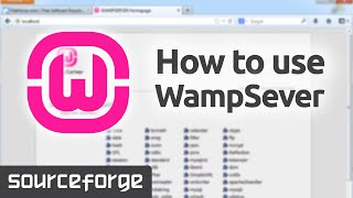 How to Use WampServer for Windows