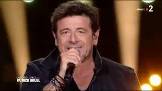 Patrick Bruel & Slimane - Casser la voix live in Paris 3.11.2018