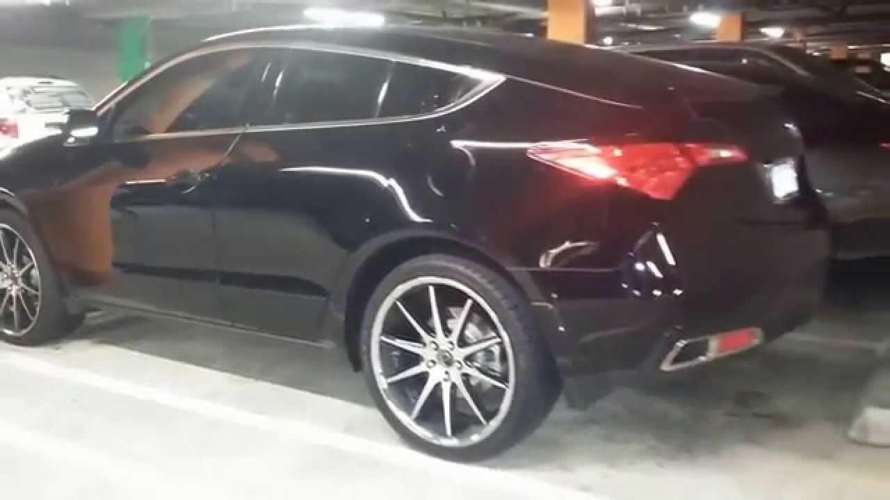 Sumitomo HTR Sport H/T Tire Review (2014 Acura MDX) - YouTube
