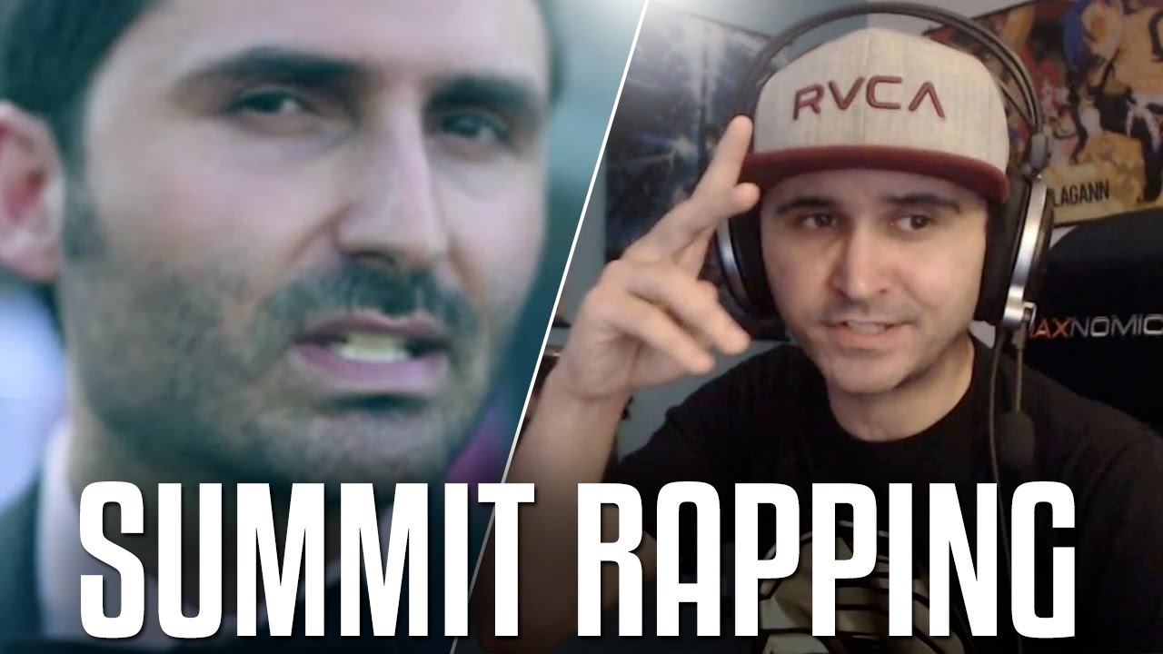 Summit1g Rapping? WTF - CyberPower Inc. 2017-05-28 08:53