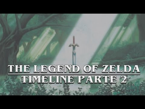 LA TIMELINE DI THE LEGEND OF ZELDA | Parte 2
