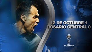 12 de Octubre vs. Rosario Central [1-0] | RESUMEN | Fase de Grupos | CONMEBOL Sudamericana 2021
