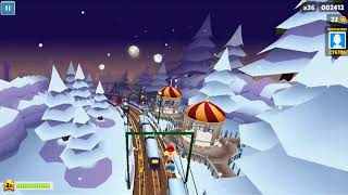 Subway Surfers Winter Game Show