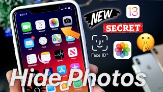 This iPhone Trick let's You Hide Pictures in plain sight - NEW Method