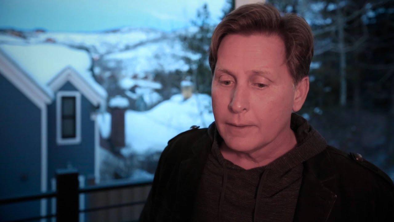 emilio estevez interview at sundance 2016 youtube