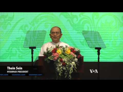 ASEAN Holds 25th Summit in Myanmar's Capital