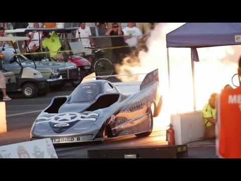 JET ENGINE DRAGSTERS | Holley Hot Rod Reunion 2016