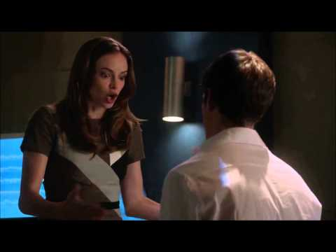 Caitlin Angry to Barry Allen