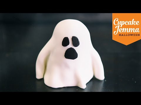 Get Halloween Special Pt.4 | Cupcake Ghouls How-to | Cupcake Jemma Images