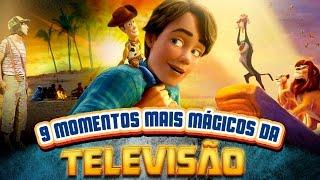 9 momentos mais mágicos da TELEVISÃO