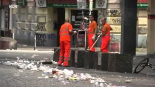 Die Nordreportage: Die Straßenfeger vom Kiez TV 25 08 2014 thumbnail