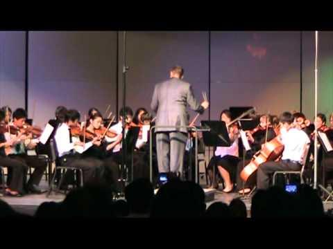 2010 Region XXV Middle School Orchestra (2/3)