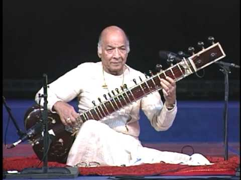 Ustad Vilayat Khan - Rageshree Alap - Part 1