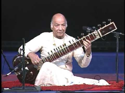 Ustad Vilayat Khan - Rageshree Alap - Part 1