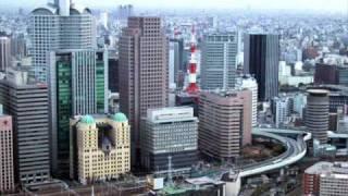 Beautiful cities in Japan