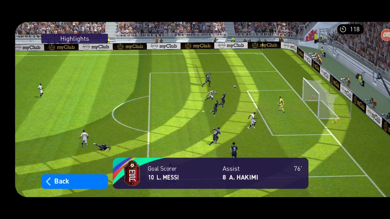 Download MESSI IS A BEAST! 22YARD CURLER- PES 2021