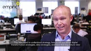 Businesses - how to find a good Chief Data Officer (CDO)