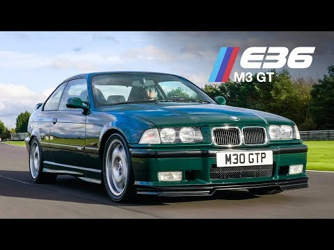 BMW E36 M3 GT: The M3 Masterpieces Ep.2 | Carfection 4K