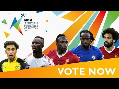 BBC Africa's Footballer of the year 2017