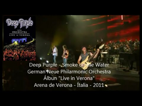 deep purple smoke on the water lbum live in verona youtube. Black Bedroom Furniture Sets. Home Design Ideas