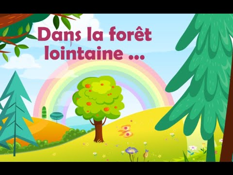 Coucou hibou Coucou hibou - French Nursery Rhyme for kids and babies (with lyrics)