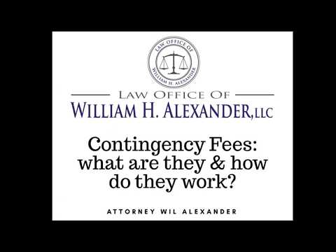 Contingency Fees: what are they & how do they work?