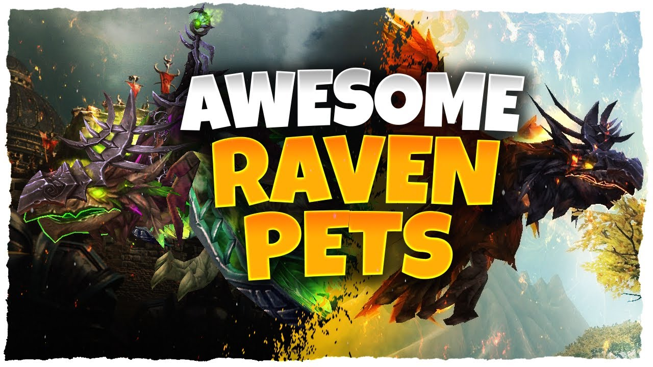 Top 5 Rare Hunter Pets In Stormsong Valley Battle For Azeroth 8 0 Youtube